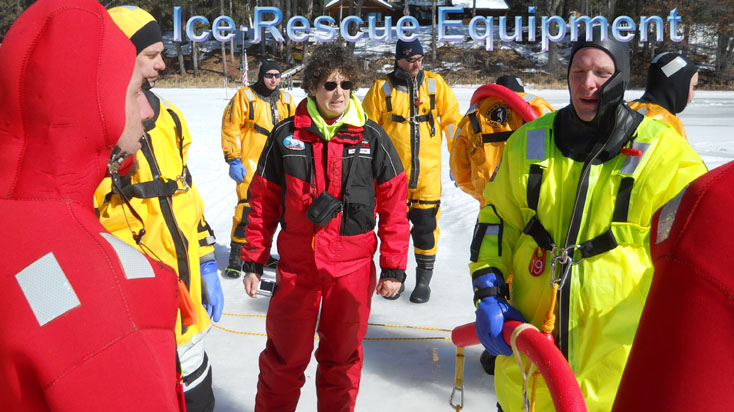 Ice Rescue Equipment