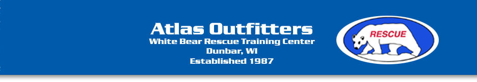 Stearns ice rescue suits, pfds and flotation gear